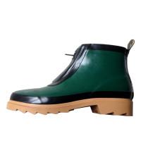 Садовая обувь с молнией