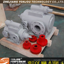 Heat-Preserving Bitumen Pump for Asphalt Mixing