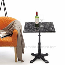 Black Dining Furniture Table for Living Room (SP-CT595)