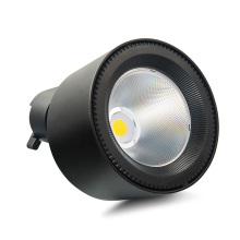High Quality Display Downlight Track Lights COB Focus Spot Lights gu10 track light