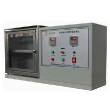 Building insulation material combustion performance testing equipment /chamber