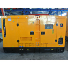 160kw 200kVA at 50 Hz Low Price Canopy Frame Cummins Engine Power Vietnam Denyo Generators