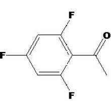 2 ', 4', 6'-Trifluoracetophenon CAS-Nr .: 51788-77-3