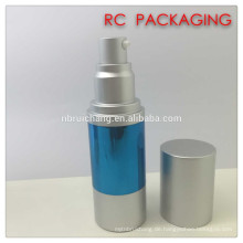 30ml Airless-Flasche, Aluminium kosmetische Airless-Flasche, Spray Pump Flasche