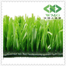 Dark Green Fibrillated Grass for Football