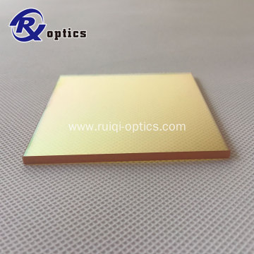 Laser Cutting Infrared Zinc Selenide Plano-Convex Lens