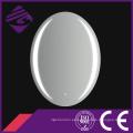 Jnh213 China Supplier Nuevo estilo Oval Espejo de baño con luz