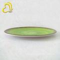 100% новый дизайн меламина обеденная тарелка