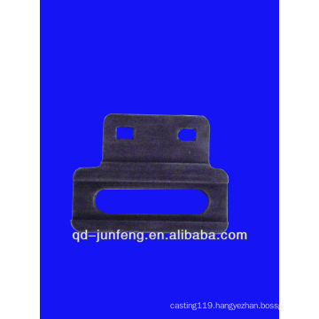 Aluminum sand casting part of metal brackets for wood