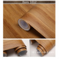 Wood Grain Stickers voor kabinet