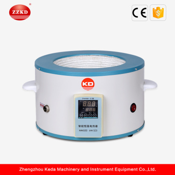 Laboratory electric heating sleeve.