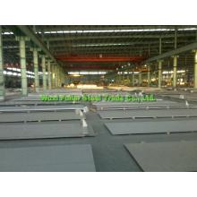 Folha de aço inoxidável 310S laminada a frio de alta qualidade em bobina