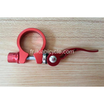 Seat Post Clamp Quick Release 4 couleur