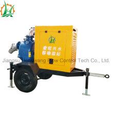 Pompe centrifuge auto-amorçante