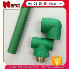 ISO Standard und PP Material PPR Rohre und Armaturen