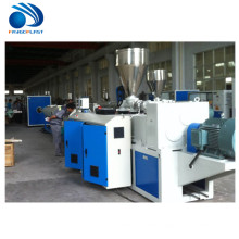 PVC water supply pipe/drainage pipe extrusion line