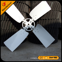 Aluminum material cooling tower 4 blades fan on sale