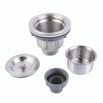 Coupling Click Pop Up Drainer For Basin