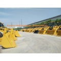 ZL50GN Pilot Control Rock Bucket Wheeled Loader