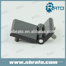 RH-186B zinc alloy hinges with black powder coated