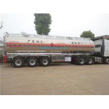 33,6 tonnes de remorque citerne en alliage d'aluminium