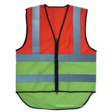 Popular High Visibility Reflective Safety Vest