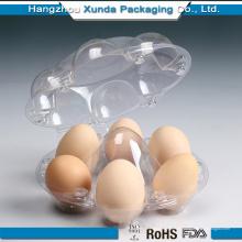 Venta al por mayor de bandeja de huevo blister redondo