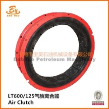 Customized for Oil Drilling Rig Common Type Pneumatic Clutch LT600/125 Common Type Pneumatic Clutch for Drilling Rig supply to China Wholesale