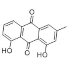 Chrysophanic acid CAS 481-74-3