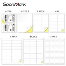 Self Adhesive Laser Printer labels A4 Paper Sticker