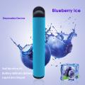 Top Quality Blueberry e-cigarette Disposable Vaporizer Pen