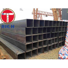 Hot Rolled Thick Wall ERW Rectangular Pre Galvanized Pipe
