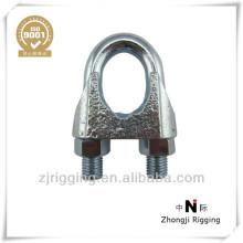 Clip de cuerda de alambre DIN741