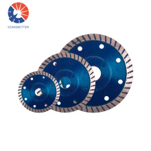 high frequency  small loss of tile  vitrified brick customized diamond blade