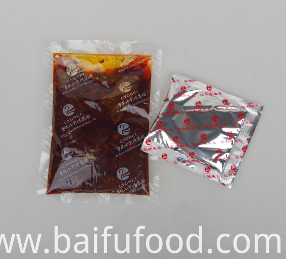 180g Chongqing spicy fish sauce