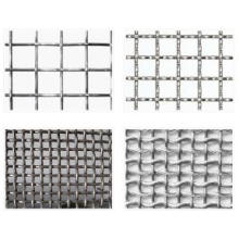 Engranzamento de fio frisado de aço inoxidável para a venda na decoração