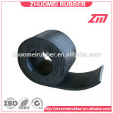 Conveyor skirtboard rubber