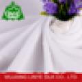 bleached 100% rayon crepe fabric / long dress fabric