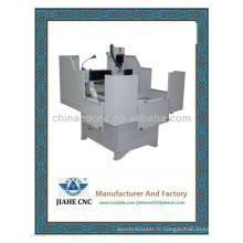 JK-6060 cnc machine de routeur pour aluminium, cuivre, acier, bois, plastique, acrylique gravure & coupe