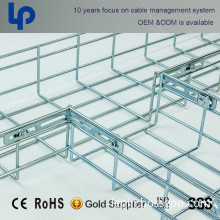 2015 new sgs rohs and ce certificated wire mesh drag chain cable tray