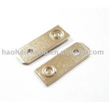 Terminal de conector de acero inoxidable accesorio hardware personalizado