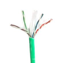 Fast Transfer Ethernet Solid 23AWG Cat6 UTP Kabel