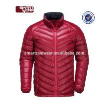 Chegada nova mens casacos baratos casacos de inverno acolchoado jaqueta ao ar livre
