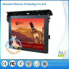 Funções profissionais de anúncios Monitor LCD de 17 polegadas