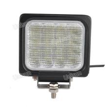 Lámpara de trabajo de 24V 48W LED para la máquina resistente