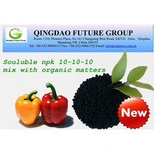 Engrais granulaire nutritif organique NPK Plus