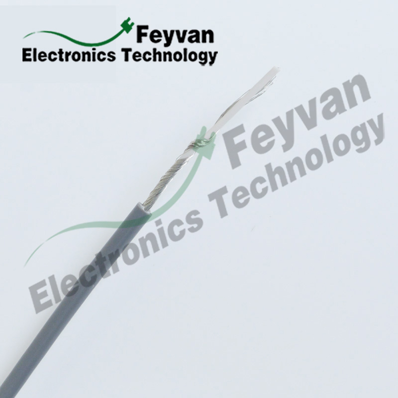 Customized LDPE Insulated TPU Jacket Cable