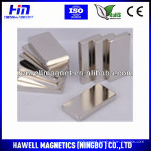 neodymium magnet with adhesive/disc, block, customized/N35, N42, N52