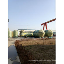 FRP Tanks with Various Shapes