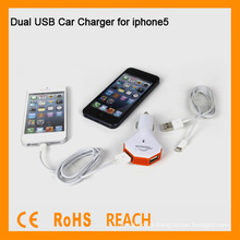Dual Carregador USB para iphone5